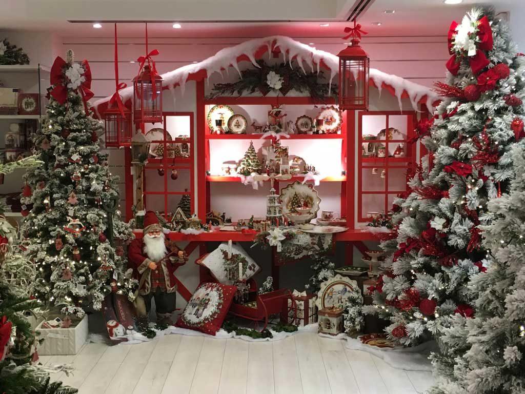 scenografie natalizie