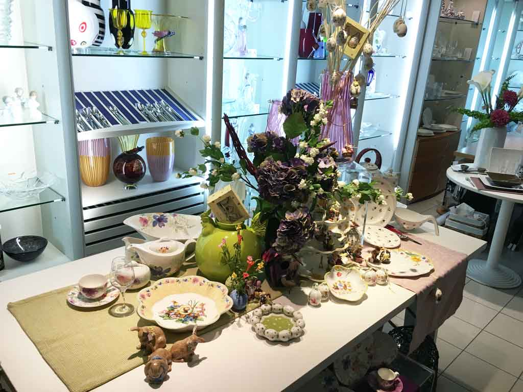vetrine di pasqua 2017