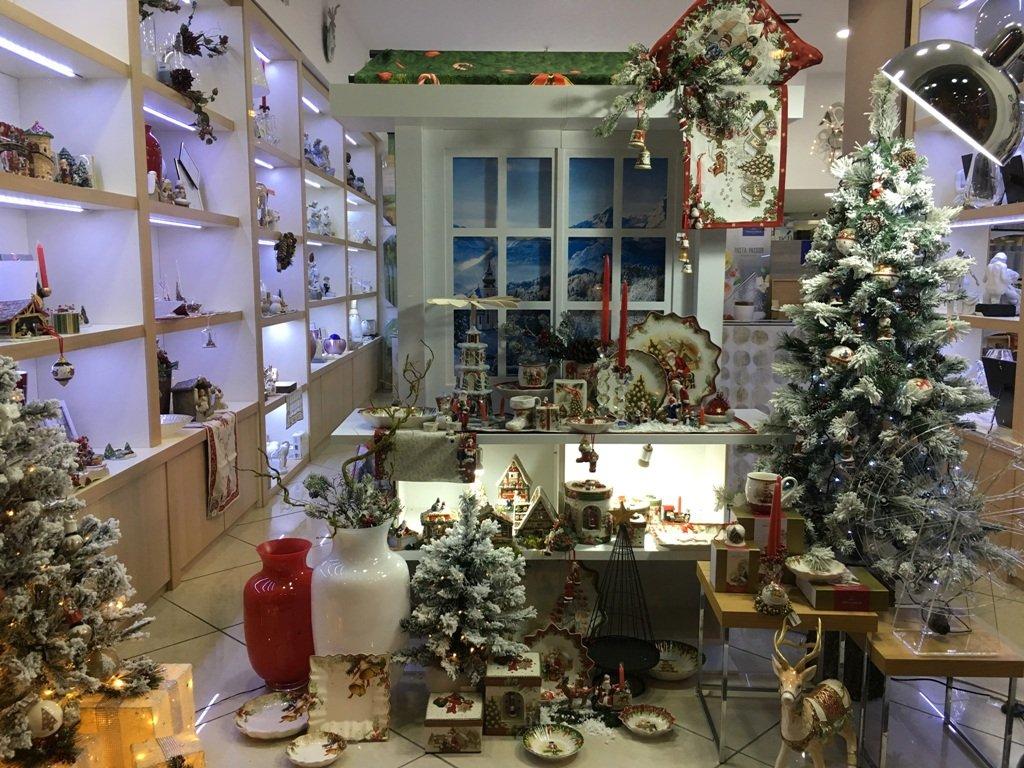 vetrine natalizie 2016