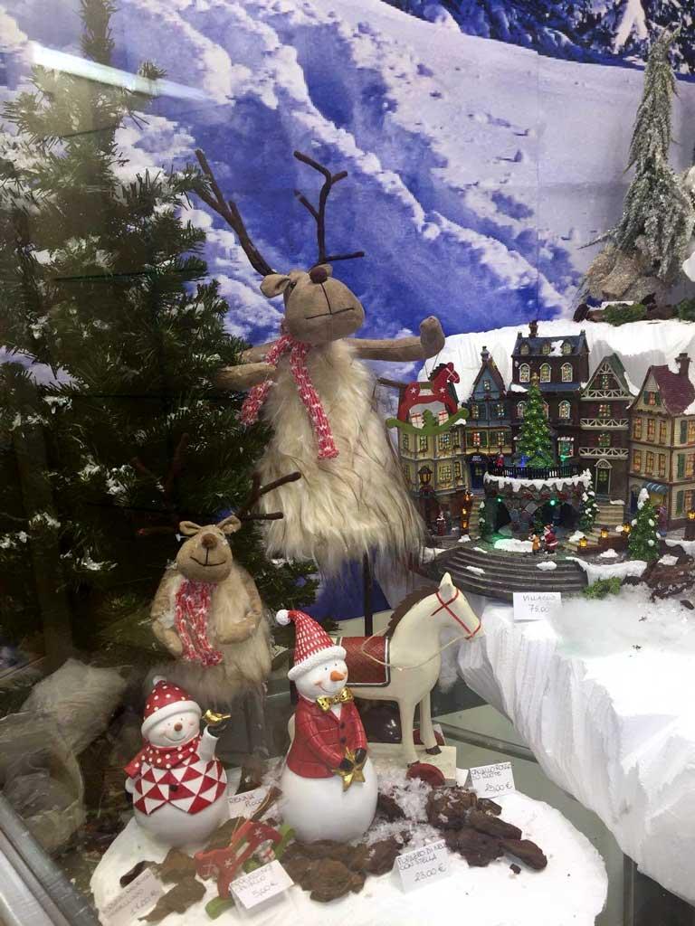 Foto Paesaggi Di Natale.Vetrine Di Natale 2017 Come Realizzare I Paesaggi Innevati