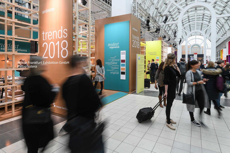 Fiera Ambiente Francoforte 2018