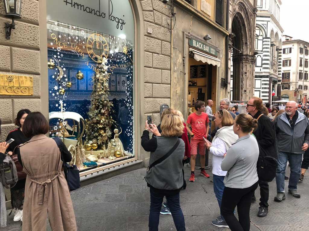 Vetrine Natale 2018