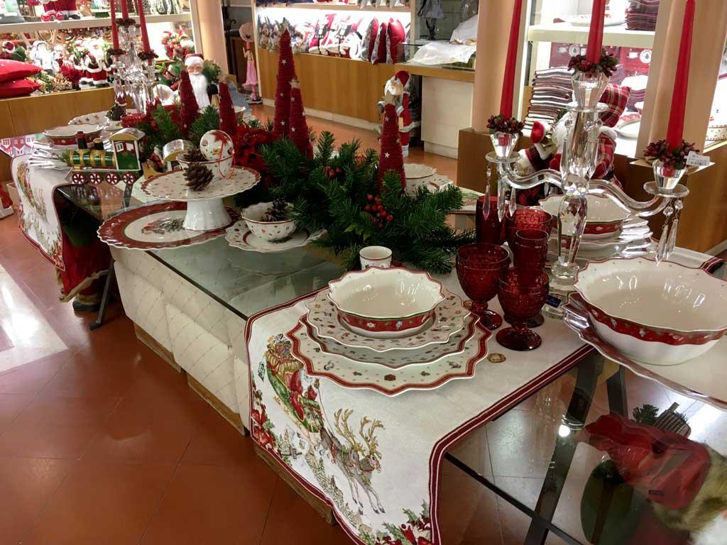 Tavola natalizia Villeroy e Boch